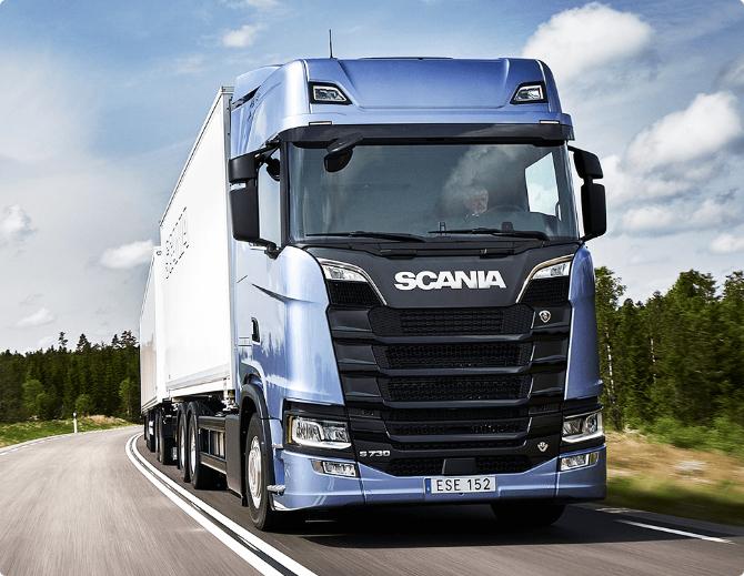 Digitalisierung administrativer Prozesse durch Benefits-Plattform | Scania